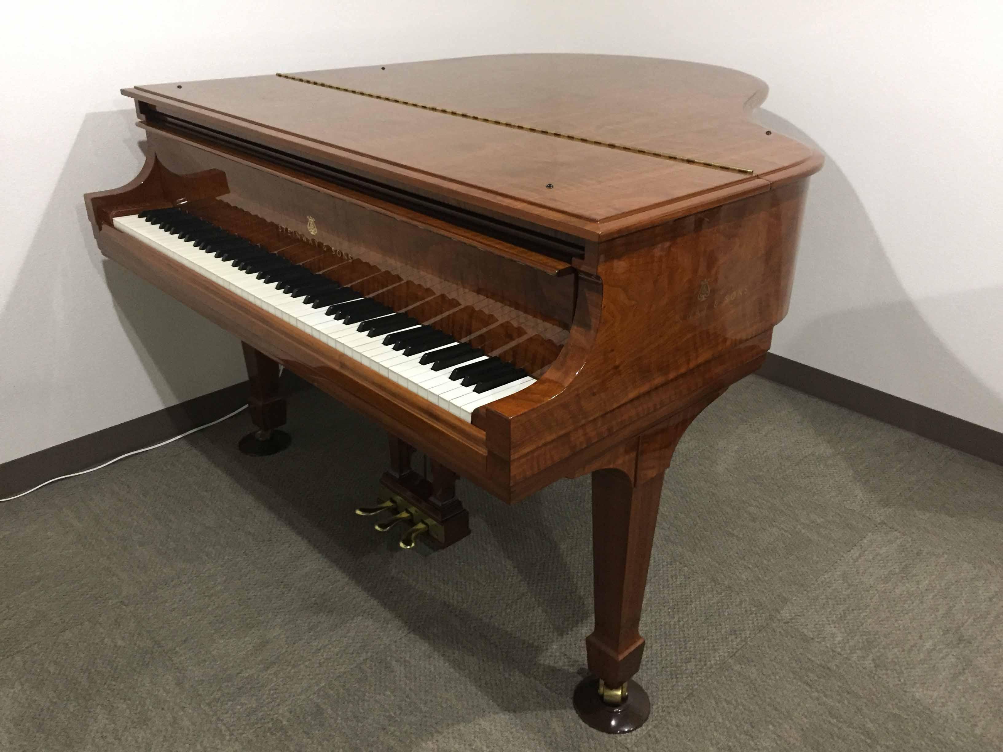 スタインウェイ(Steinway)グランドピアノS型